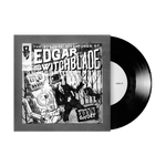"The Strange Adventures of Edgar Switchblade #2: Revenge of the Robot Ghost 7"" Vinyl Signed Test Pressing"