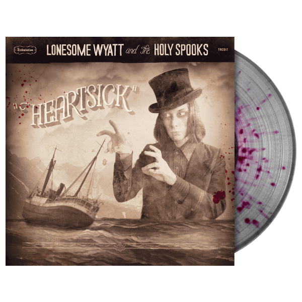 Heartsick Vinyl LP