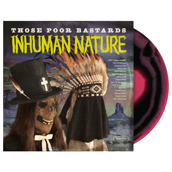 Inhuman Nature Vinyl LP