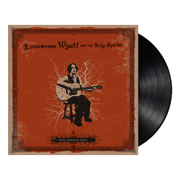 Moldy Basement Tapes Vol. 2 Vinyl LP