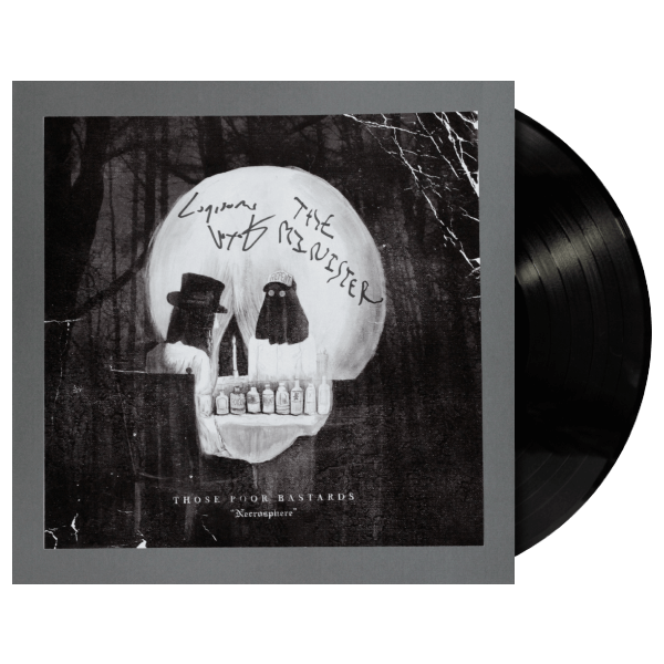 Necrosphere EP Signed Test Pressing