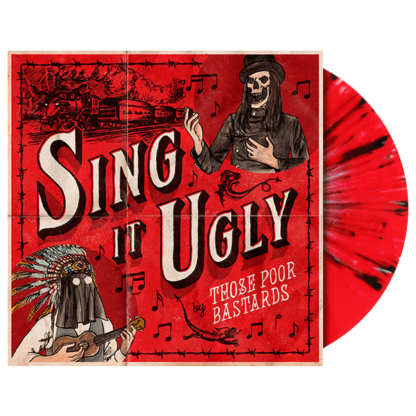 Sing It Ugly Vinyl LP