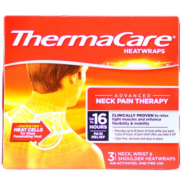 THERMACARE - ADVANCED NECK PAIN THERAPY