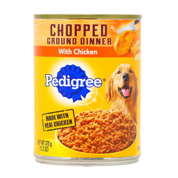 Pedigree - Chopped Ground Dinner With Chicken (13.2 oz)