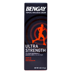 BENGAY - ULTRA STRENGTH CREAM (4 OZ)