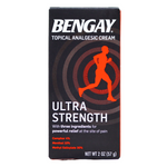 BENGAY - ULTRA STRENGTH CREAM (2 OZ)