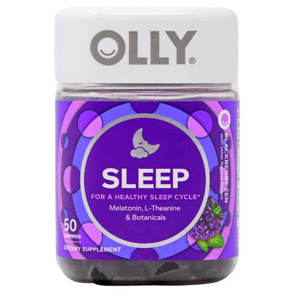 OLLY - SLEEP (50 GUMMIES)