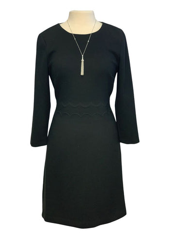 Black Banana Republic Longsleeve Dress, 8T