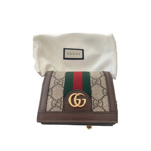 Multi Logo Gucci Wallet on a Chain NWT, Small