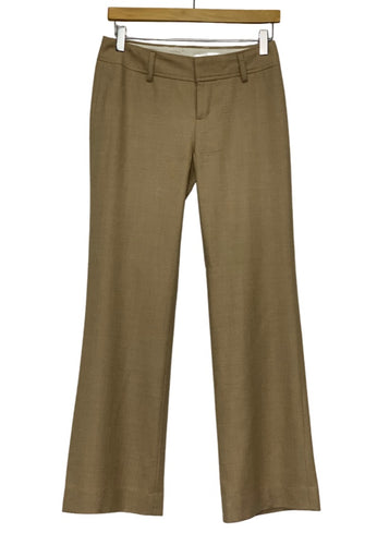 Beige Banana Republic Dress Pants, 2S