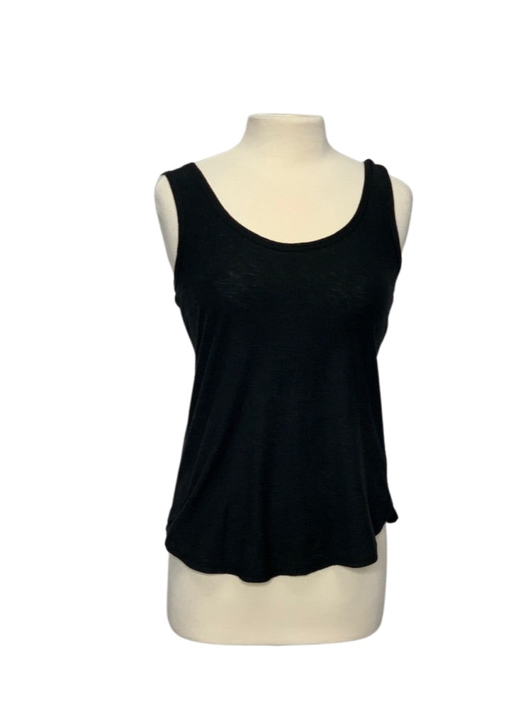 Black James Perse- NWT N/S Tank Top, 1/S