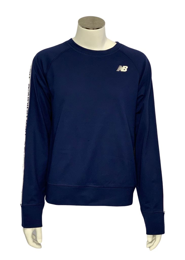 Navy New Balance- NWT Sweatshirt, S