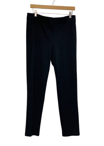 Black J Crew 365 Straight Leg Dress Pants, 10T