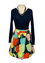 Load image into Gallery viewer, Multi Fei- Anthropologie Flair Skirt, 6/8