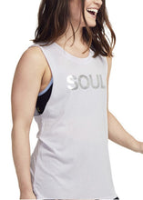 Load image into Gallery viewer, Purple Soulcycle- NWT Workout Tank, M