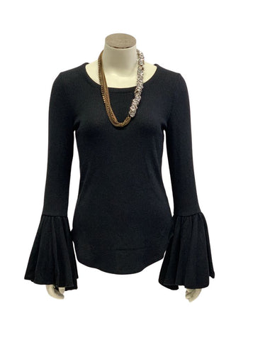 Black Chaser- NWT L/S Top, S