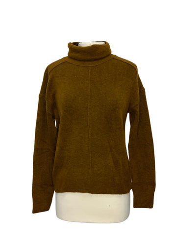 Brown Banana Republic L/S Turtleneck Sweater, S