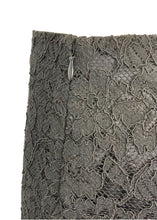 Load image into Gallery viewer, Black Diane von Furstenberg Short Lace Skirt, 4