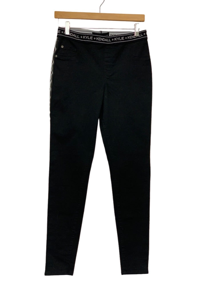 Black Kendall & Kylie- NWT Stretch Denim Leggings, M