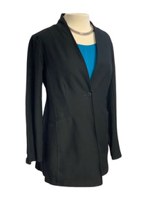 Black Eileen Fisher L/S Blazer, SP