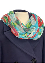 Load image into Gallery viewer, Multi No Brand Infinity Scarf, OS