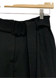 Black Habitual High-waisted Trousers NWT, 4