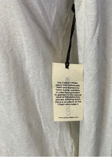 Load image into Gallery viewer, White Cotton Citizen- NWT L/S Tee, S
