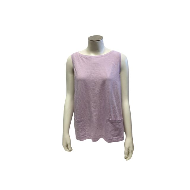 Lilac Eileen Fisher Sleeveless Top, SP