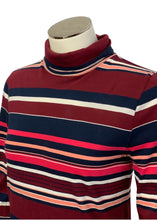 Load image into Gallery viewer, Burgundy J Crew Longsleeve Turtleneck, S