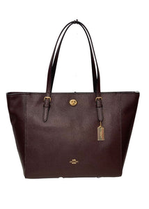 Oxblood Coach-NWT Oxblood Tote, OS