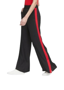 Black Banana Republic-NWT High-rise Wide-leg Pants, 8