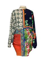 Load image into Gallery viewer, Multi Anthropologie Kimono Blouse Top, OS