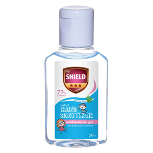 Lil Shield Kids 50ml Instant Hand Sanitizer with Aloe Vera
