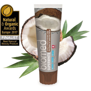SPLAT Biomed Superwhite Toothpaste with Coconut