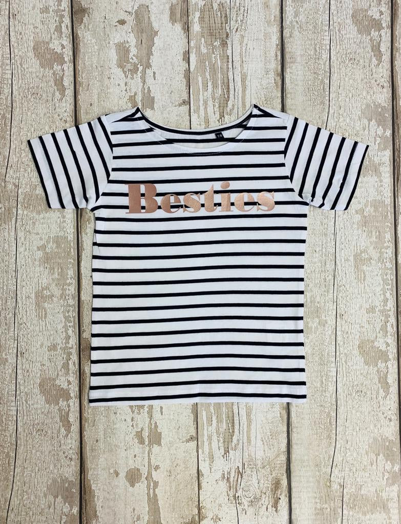 Besties T Shirt Children size