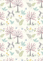 Salisbury Spring on Cream from Lewis and Irene | A205-1 | By the yard