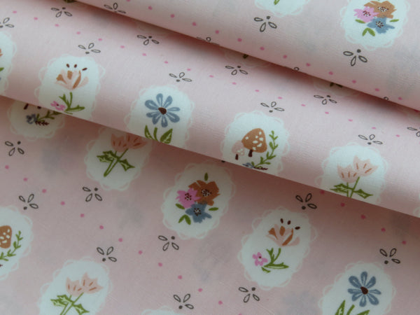 1/2 yard Prairie Dot Serene from Dollhouse Collection by Amy Sinibaldi | DHS-2087