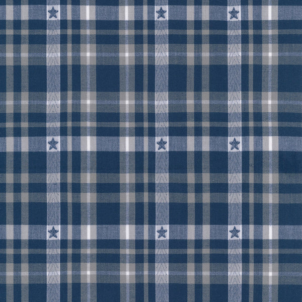 Navy Plaid Ponderosa Plaids Collection by Robert Kaufman | 179279 | By the yard