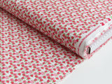 1/2 yard Winifred Rose Floral Pink From Riley Blake Designs by Tattooed Quilter Collection | C9224-PINK