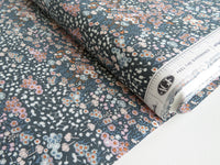 1/2 yard Flora Fields Flax from Earthen Collection designed by Katarina Roccella Art Gallery Fabrics | EAR-33954