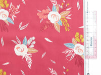 1/2 yard Montrose Blossoms Brulee Designed by AGF Studio | Little Clementine Collection | LCT-25503