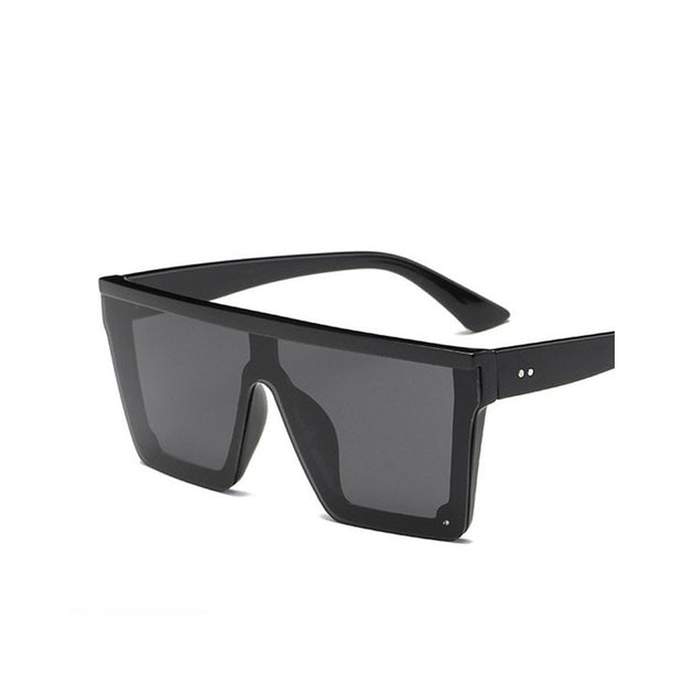 Square Women Oversized  Sun Glasses