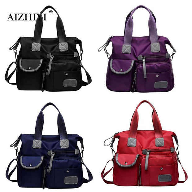 Multiuse Women Waterproof Handbag