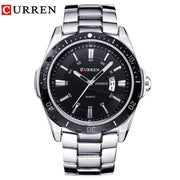 Curren  men quartz sports watch