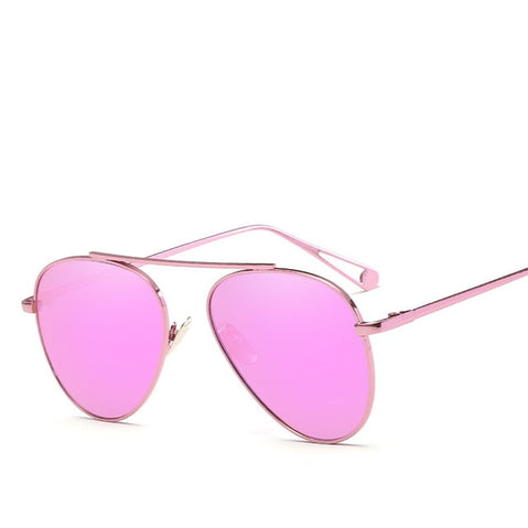 Luxury Brand Pilot Women's Sunglasses