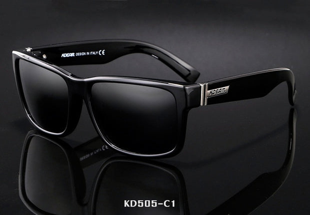 Revamp Of Sport Men Sunglasses Polarized KDEAM Shockingly Colors Sun Glasses Outdoor Driving Photochromic Sunglass With Box