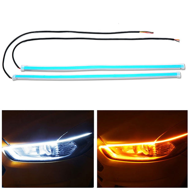 Car LED Car Strip Waterproof  Daytime Running Light