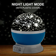 Space Projector Lamp