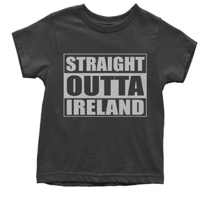 Straight Outta Ireland Mens T-shirt