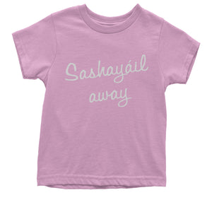 Sashayail Away Youth T-shirt